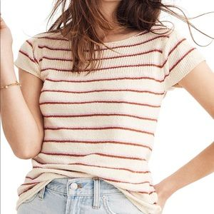 Marin Stripe Sweater Tee